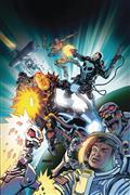 Thanos Legacy #1 Johnson Cosmic Ghost Rider Var