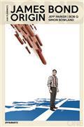 James Bond Origin #1 Cvr E Moustafa