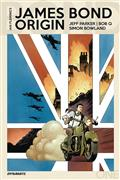 James Bond Origin #1 Cvr F Bob Q & Boyd