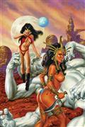 Vampirella Dejah Thoris #1 50 Copy Jusko Virgin Incv (Net)