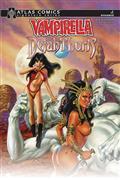 Vampirella Dejah Thoris #1 Sgn Atlas Ed (C: 0-1-2)