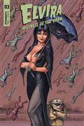 Elvira Mistress of Dark #3 Cvr A Linsner