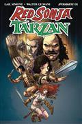 Red Sonja Tarzan #5 Cvr A Geovani
