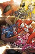Go Go Power Rangers Back To School #1 Meyers Incv (Net) (C: