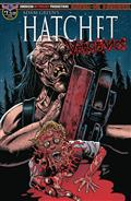 Hatchet Vengeance #1 Hasson Blood & Gore Cvr (MR)