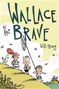 WALLACE-THE-BRAVE-YA-GN-VOL-01