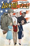 Archie 1941 #1 (of 5) Cvr E Lopresti