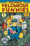 Chief Wiggums Felonious Funnies #1