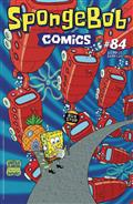 Spongebob Comics #84