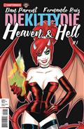 Die Kitty Die! Heaven And Hell #1 Cvr B Ruiz