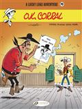 Lucky Luke TP Vol 70 Ok Corral (C: 0-1-1)