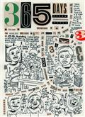 365-DAYS-A-DIARY-BY-JULIE-DOUCET-HC
