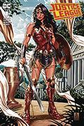 DF Justice League #1 Brooks Comic Sketch Exc (C: 0-1-2)