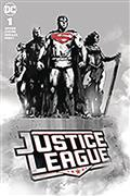 DF Justice League #1 Jetpack Comics Jock Granite Exc (C: 0-1