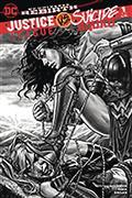 DF Justice League vs Suicide Squad #1 Bermejo Exc (C: 0-1-2)