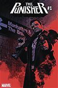 DF Punisher #1 Sgn Rosenberg Gold Sig (C: 0-1-2)