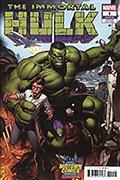 DF Immortal Hulk #1 Keown Midtown Exc (C: 0-1-2)