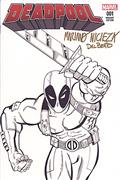 DF Deadpool #1 Sgn Remarked Nicieza & Delbeato (C: 0-1-2)
