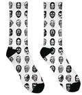 Vintage Monster Socks