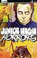 Junior High Horrors #1 Cvr D Miket 1:5 Retailer Incentive