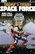 Trumps Titans Space Force #1