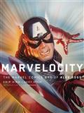 Marvelocity Marvel Comic Art Alex Ross HC (C: 0-1-0)