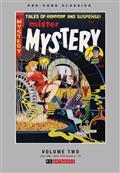 Pre Code Classics Mister Mystery HC Vol 02 (C: 0-1-1)