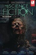 John Carpenter Tales of Sci Fi Standoff Ar Cvr #1 (of 5) (Mr