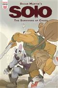 Oscar Martin Solo Survivors of Chaos #1 (of 2) Cvr A Gallowa
