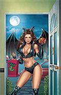 Grimm Tales of Terror 2018 Halloween Edition #1 Cvr B Reyes