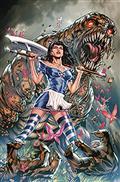 Revenge of Wonderland #3 (of 6) Cvr A Vitorino