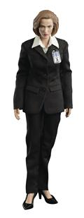 X-Files Agent Dana Scully 1/6 Scale Fig (Net) (C: 0-1-2)