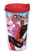 Deadpool Unicorn 16 Oz Tumbler (C: 1-1-2)