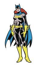 Figpin Batman Classic Comics Batgirl Pin 6Pc Case (C: 1-1-2)