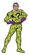 Figpin Batman Classic Comics Riddler Pin 6Pc Case (C: 1-1-2)