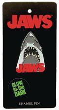 Jaws Glow In The Dark Enamel Pin (C: 1-1-2)