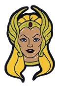 She-Ra Glitter Face Enamel Pin (C: 1-1-2)