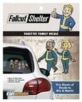 Fallout Vault-Tec Family Window Decals (C: 1-1-0)