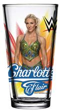 Toon Tumblers WWE Charlotte Flair Pint Glass (C: 1-1-2)