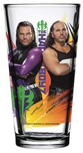 Toon Tumblers WWE Hardy Bros Pint Glass (C: 1-1-2)
