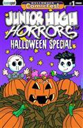 Hcf 2019 Junior High Horrors Halloween Special #1 (Net)