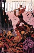 Deadly Class #40 Cvr B Harren (MR)