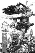Rumble #16 Cvr A B&W Zaffino (MR)
