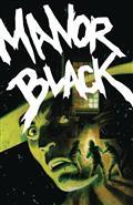Manor Black #3 (of 4) Cvr A Crook