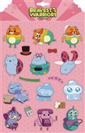 Bravest Warriors Magnet Set (C: 1-1-2)