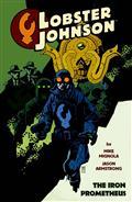Lobster Johnson TP Vol 01 Iron Prometheus (New Ptg)