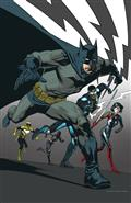 Batman And The Outsiders #5 Var Ed Yotv