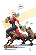 Harley Quinn #65 Var Ed Yotv