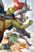 Justice League #31 Var Ed Yotv