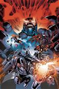 Justice League Odyssey #13 Yotv